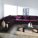 purple sectional purple furniture home decor inspiration