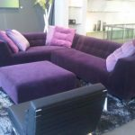 purple sectional sofa ligne roset purple furniture