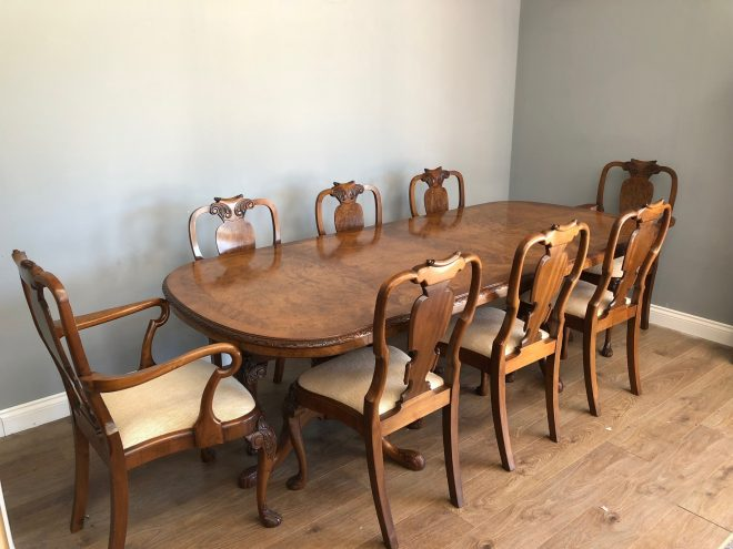 queen anne style dining room sets avalonit