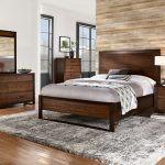 queen bedroom sets rooms to go abbott hazelnut 7 pc