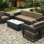 rattan outdoor patio furniture sets furniture ideas and