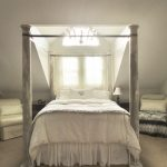 re purposed porch post 4 poster canopy bed bedrooms