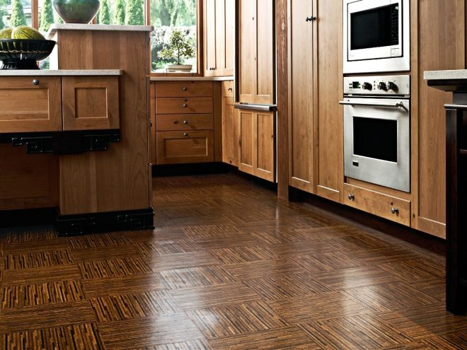 really really like this cork floor for the kitchen real cork
