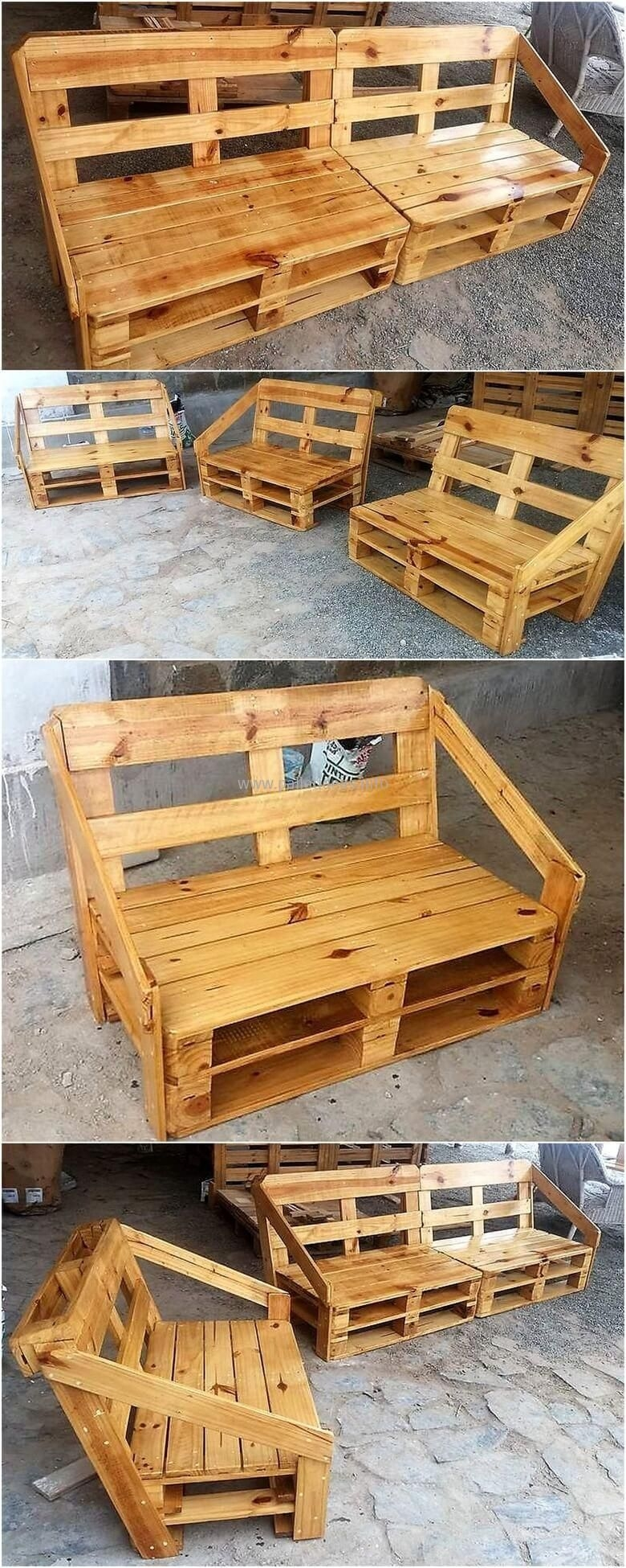 recycled pallet furniture crates pallets recycled