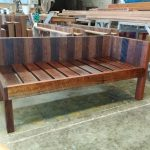 recycled timber day bed outdoor furniture online sale sydney