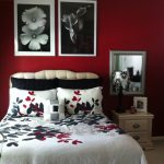 red black and white bedroom bedroom ideas pinterest