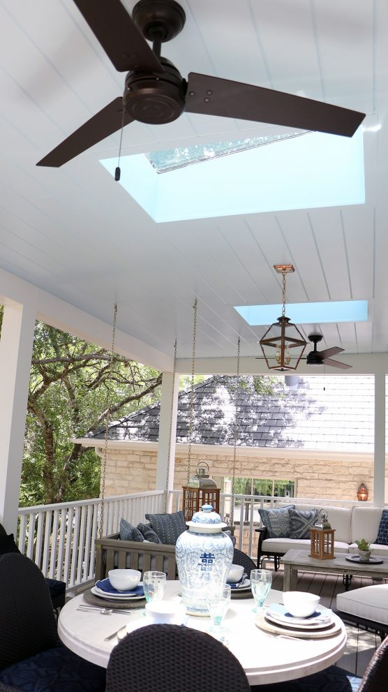 refreshing patio ceiling ideas porch ceiling fan ideas