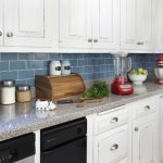 renters solutions install a removable backsplash home ideas