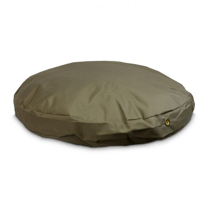 replacement cover outdoor waterproof round dog bed snoozer pet