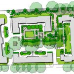 residential landscape masterplan concept landscape architects urban
