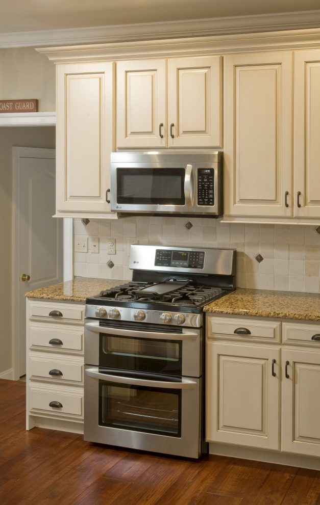 restored kitchen cabinets not pure white more of an off