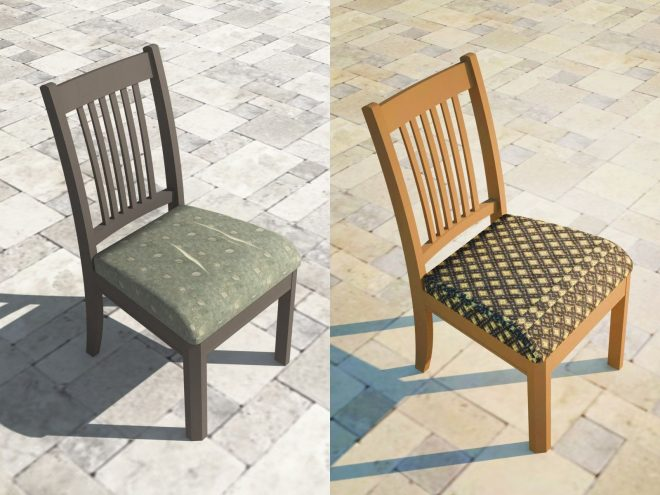 reupholster a dining chair seat wikihow to diy home dining