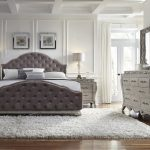 rhianna glam style bedroom set pulaski furniture home gallery