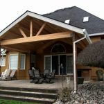 roof design gable free standing patio cover designs attaching porch