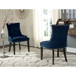 royal blue tufted dining chairs residence chair covers