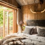 rustic and romantic firefly cabin has the timeworn patina