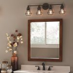 rustic bathroom vanity light fixtures fortmyerfire vanity ideas