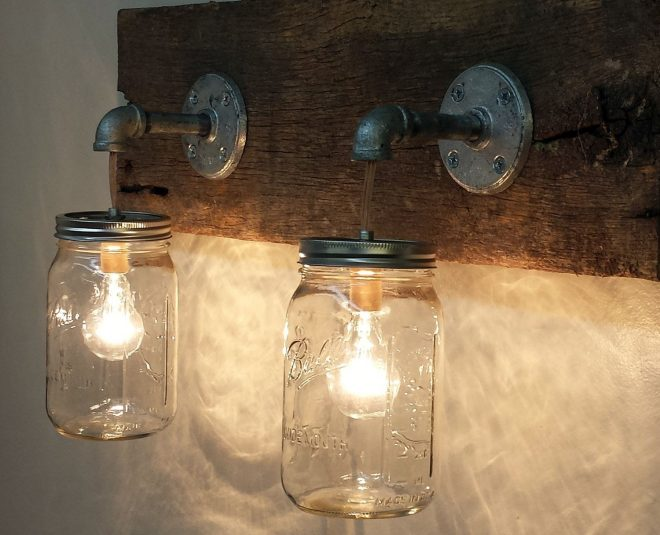 rustic bathroom vanity lights nice 20 best industrial bathrooms