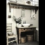 rustic french country style bathroom ideas