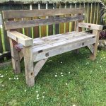rustic garden bench seat trade me cottage garden in 2019