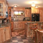 rustic hickory kitchen cabinets pictures kitchen cabinet