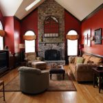 rustic living room colors lovely paint rustic country living room