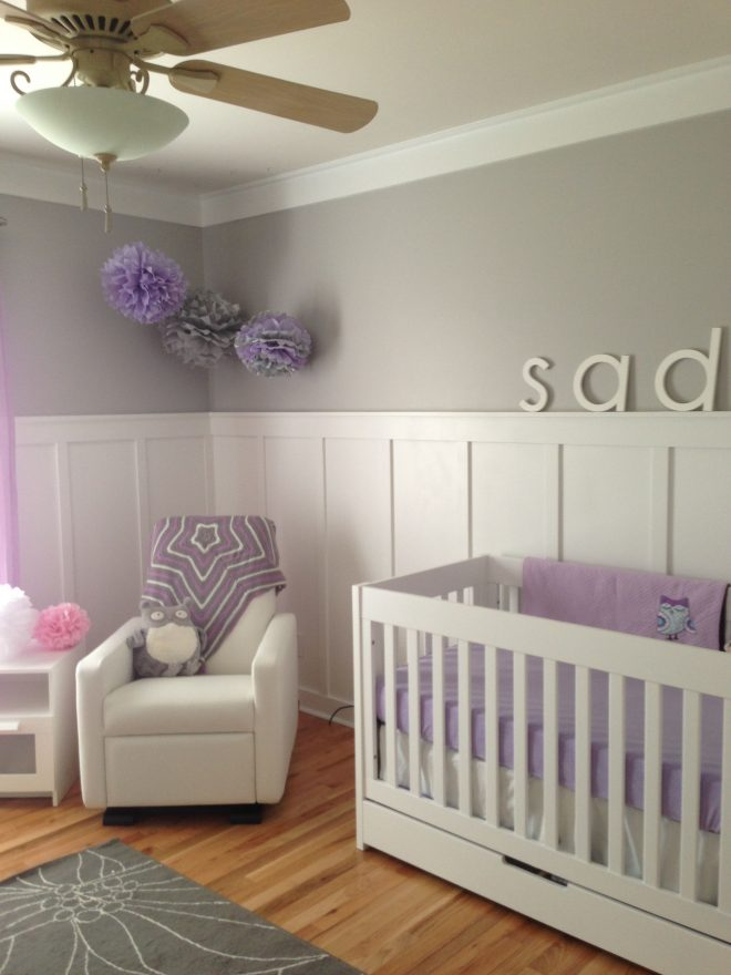 sadies lavender and gray bedroom paint light french gray