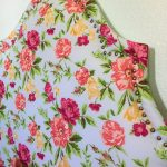 sale twin upholstered headboard in floral