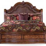 san mateo sleigh bedroom set from pulaski 662170 662171 662172
