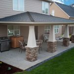 screened covered patio ideas beautiful porch in deck home