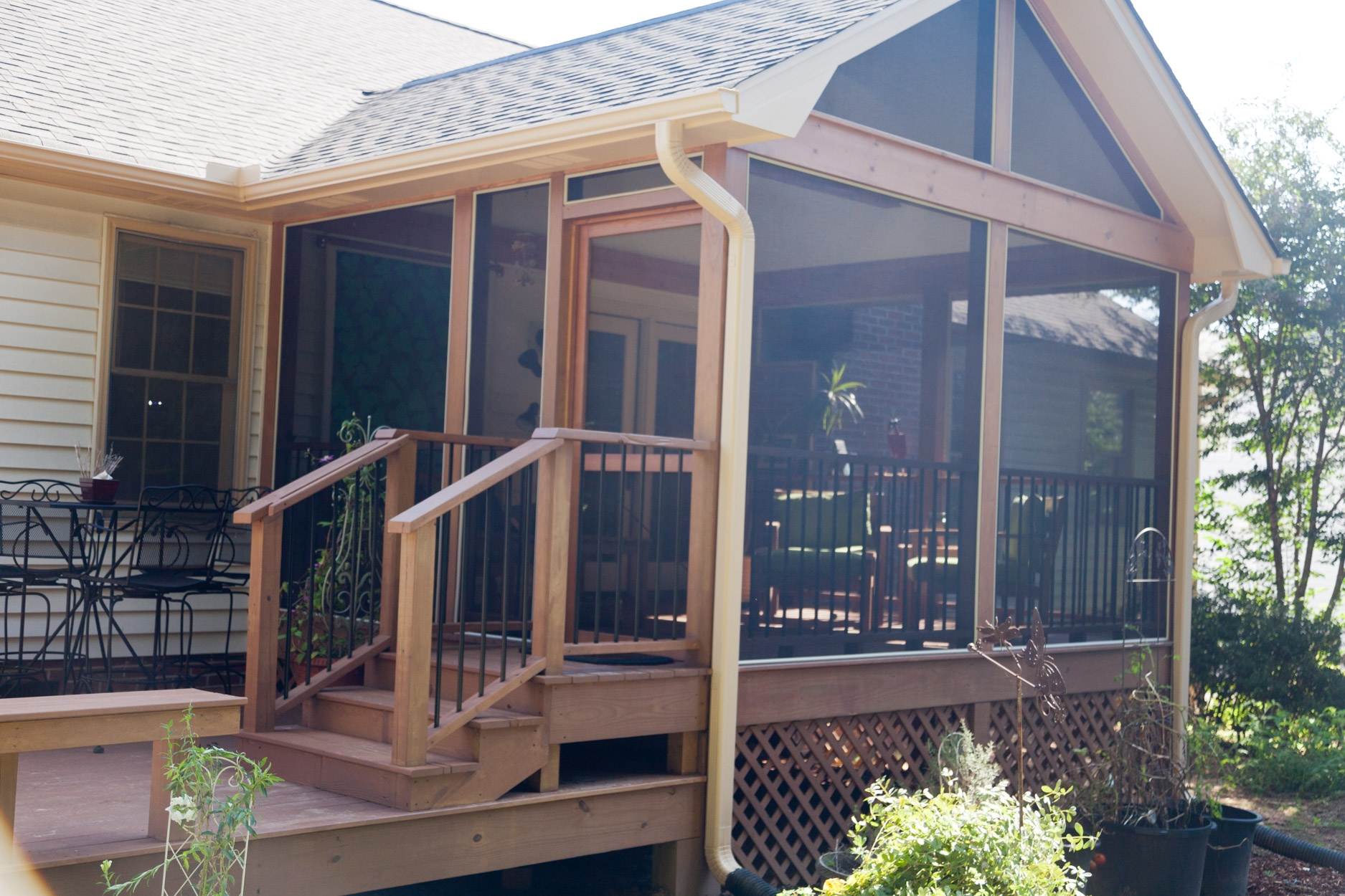 screened in porch ideas cost guide in 2020 earlyexperts