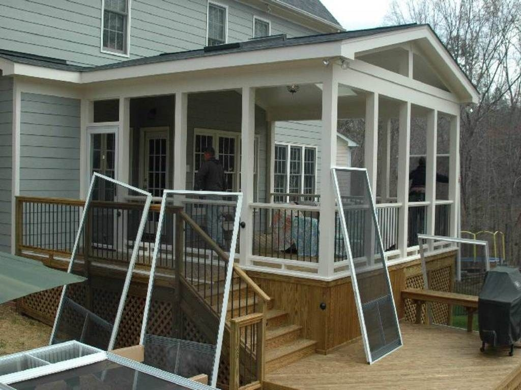 screened in porch ideasadorable screen porch plans do it yourself