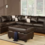 sectional w ottoman f7354 3 colors silver state furniture
