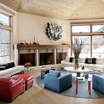 see how stephen sills designed a refined mountain home in aspen