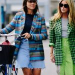 see peak scandinavian personal style on the streets of