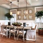 shab chic dining room living space ideas youtube