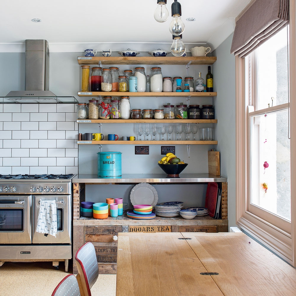 shab chic kitchen ideas ideal home