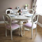 shab chic table and chairs ebay