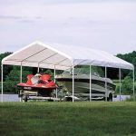 shelterlogic 18 x 30 super max canopy 26767