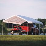 shelterlogic super max canopy 370x790 cm in wei