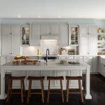 shenandoah cabinetry kitchen painted stoned winchester