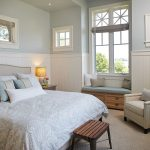 sherwin williams 6217 topsail paint colors in 2019 home bedroom