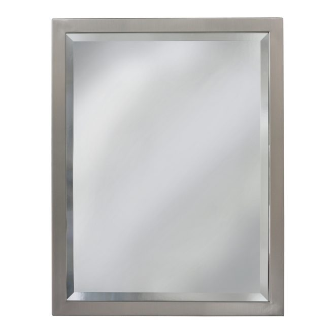 shop bathroom mirrors at lowes