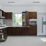 shop for juniper l shape kitchen online in india great interior