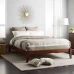 shop gracewood hollow chevalier queen size solid bamboo wood