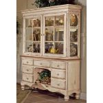 shop hillsdale furniture wilshire distressed antique white pine