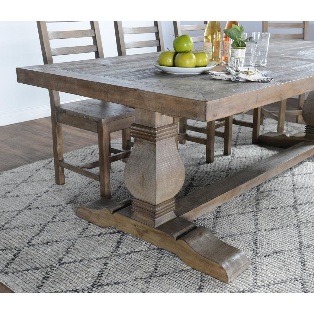 shop kasey reclaimed wood dining table kosas home on sale
