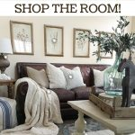 shop the look cottagecountry living room design antique