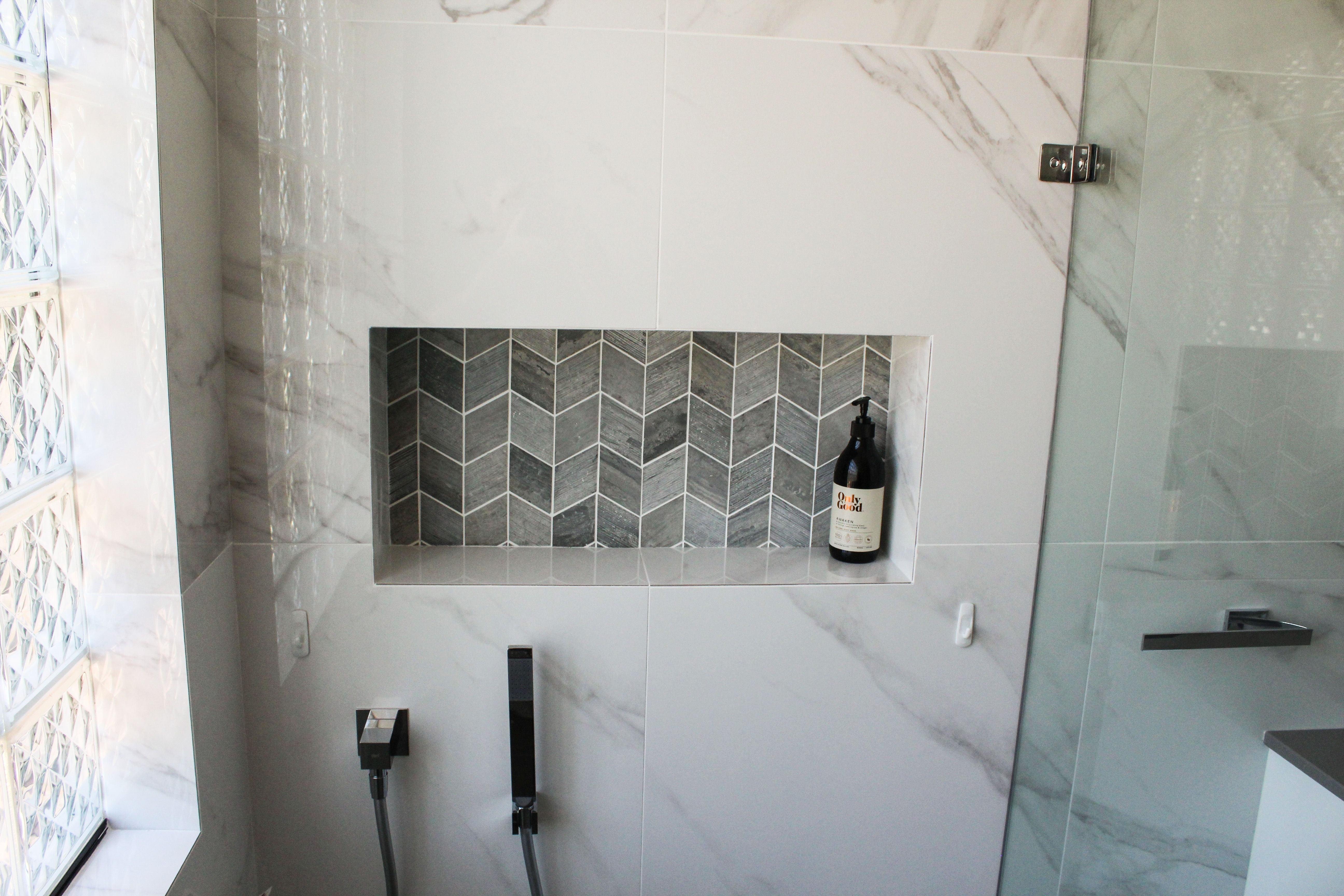 shower box ideas shower niche ideas bathrooms perth