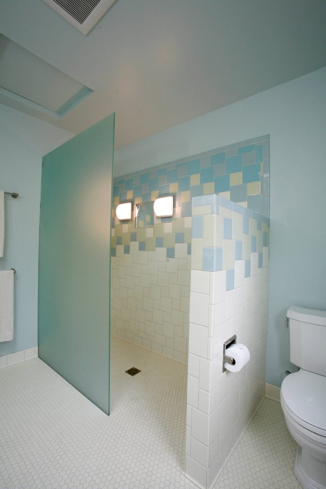 shower designs without glass open showers open shower in small